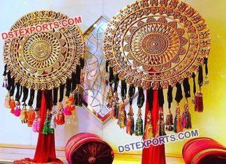 Indian wedding decorations manufacturer archives page 2 of 3 indian wedding round decoration props junglespirit Images