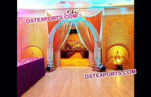 Wedding gate decoration mandap exporters dst exports is leading and best manufacturer of indian wedding welcome gate junglespirit Gallery