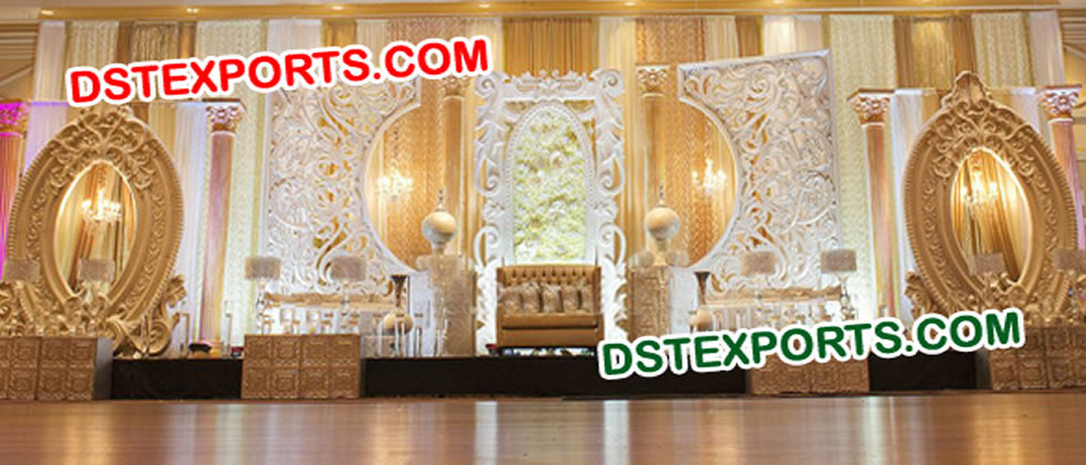 Indian Wedding Wooden Carved Mandaps Archives Mandap Exporters
