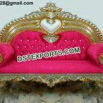 Indian Wedding Diamond Sofa