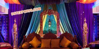 Arabian Night Moroccan Theme Wedding Furniture
