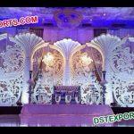 Asian Wedding Big Stage Set