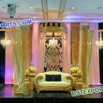 Asian Wedding Stage Decoration Set