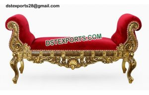 Back Less Sofa For Muslim Mehndi Function