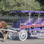 Beautiful Three Seater Limousine Carriage