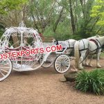 Elegant Look Cinderella Horse Carriages Buggy