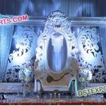 Engagement Wedding Stage Decoration for Sale 9510