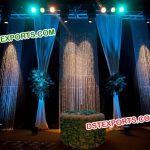 Exclusive Wedding Crystal Mandap