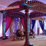 Grand Indian Wedding Decoration Mandap