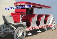 HORSE DRAWN TOURIST CARRIAGE