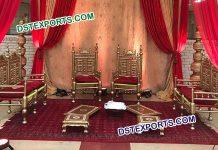 Indian Wedding Designer Mandap Chairs