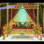 Indian Wedding Meenkari Work Swing Jhula