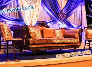 Latest Designed Wedding Furniture Set