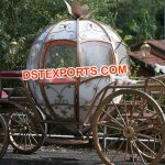 New Designer Cinderella Horse Carriage