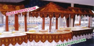 Wedding Food Canopy
