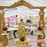 Wedding Decor Ganesha Entrance Theme