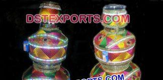 Phulkari Jago With Led Lights with Battery