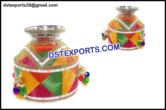 Tripple LED Jaggo/ Pot – Mandap Exporters