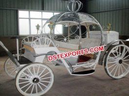 Stylish Wedding Cinderella Carriage