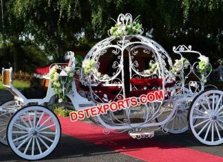 Wedding Cinderella Horse Drawn Carriages