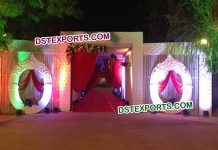Wedding Decor Entrance Gate
