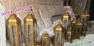 Wedding Decoration Moroccan Lamps
