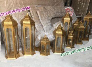 Wedding Decoration Moroccan Lamps