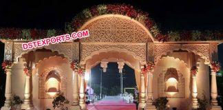 Wedding Fiber Welcome Entrance Gate
