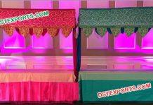 Wedding Food Stall Canopy