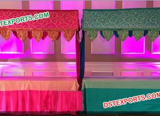 Wedding Food Stall Canopy
