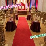 Wedding Ganesha Statues For Walkway