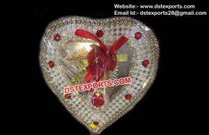 Wedding Ring Ceremony Trays Mandap Exporters