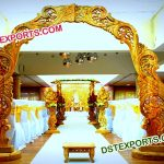 Wedding Wooden Welcome Gate
