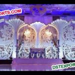 Asian Wedding Big Stage Set