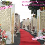 Door Type Walkway Entrance Panels