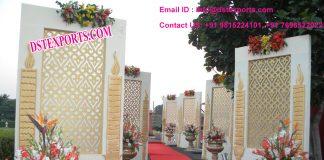 Door Type Walkway Entrance Panels