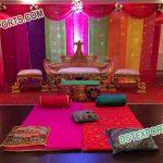 Mehandi Stage