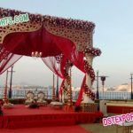 Open Style Indian Wedding Mandap