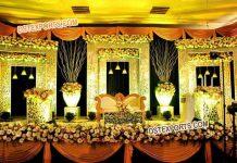 Backdrop Frames for Stage Decoration