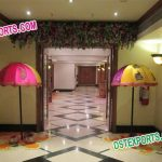 Umbrella Decoration for Wedding
