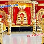 FiberDecoration Mandap