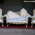 Hindu Wedding Dil Khush Sofa Set PL9672