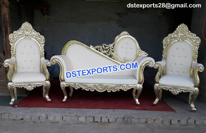 Fantastic Hindu Wedding Dil Khush Sofa Set Pl9672 Mandap Exporters Inzonedesignstudio Interior Chair Design Inzonedesignstudiocom