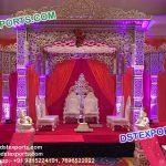 Indian Wedding Bollywood Stylish Mandap