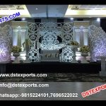 New Look Wedding Stage Back Frames Walls Panels