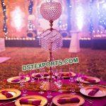 Wedding Decoration Crystal Centerpieces