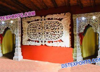 Bollywood Wedding Welcome Gate Set