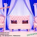Latest Design Wedding Sofa Set