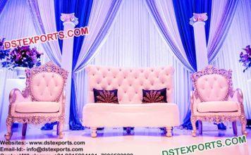 Latest Design Wedding Sofa Set