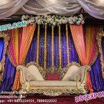 Arabian Style Wedding Stage Decoration